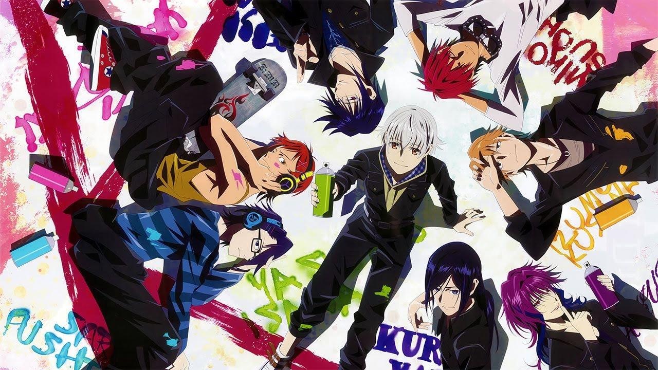 Cover image of K: Missing Kings
