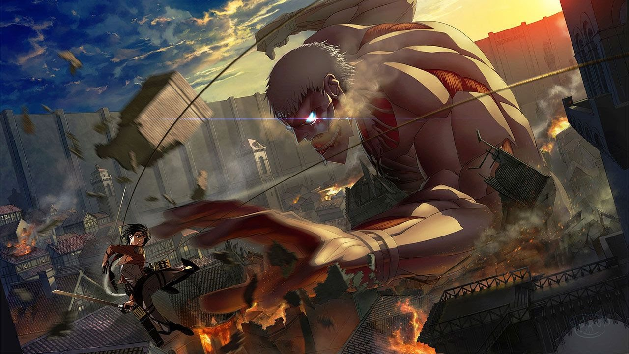 Cover image of Shingeki no Kyojin Season 2