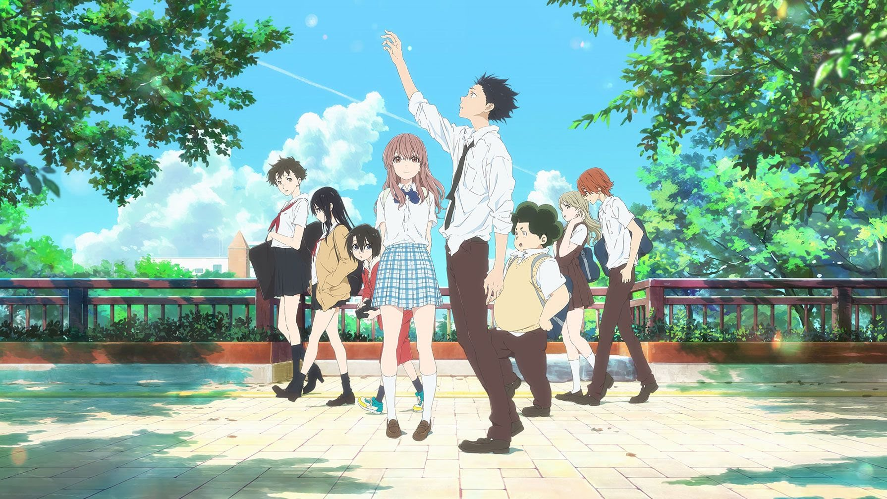 Cover image of Koe no Katachi