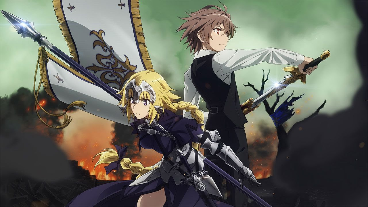 Cover image of Fate/Apocrypha