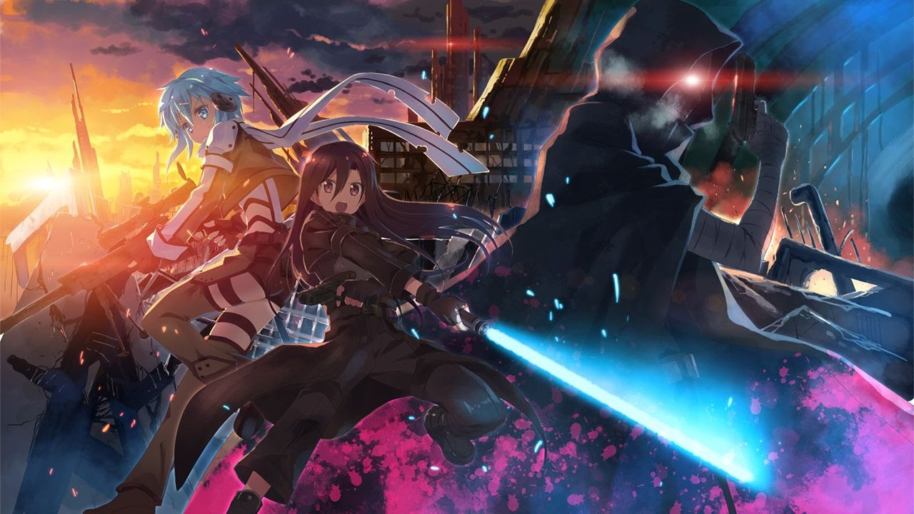 Cover image of Sword Art Online II