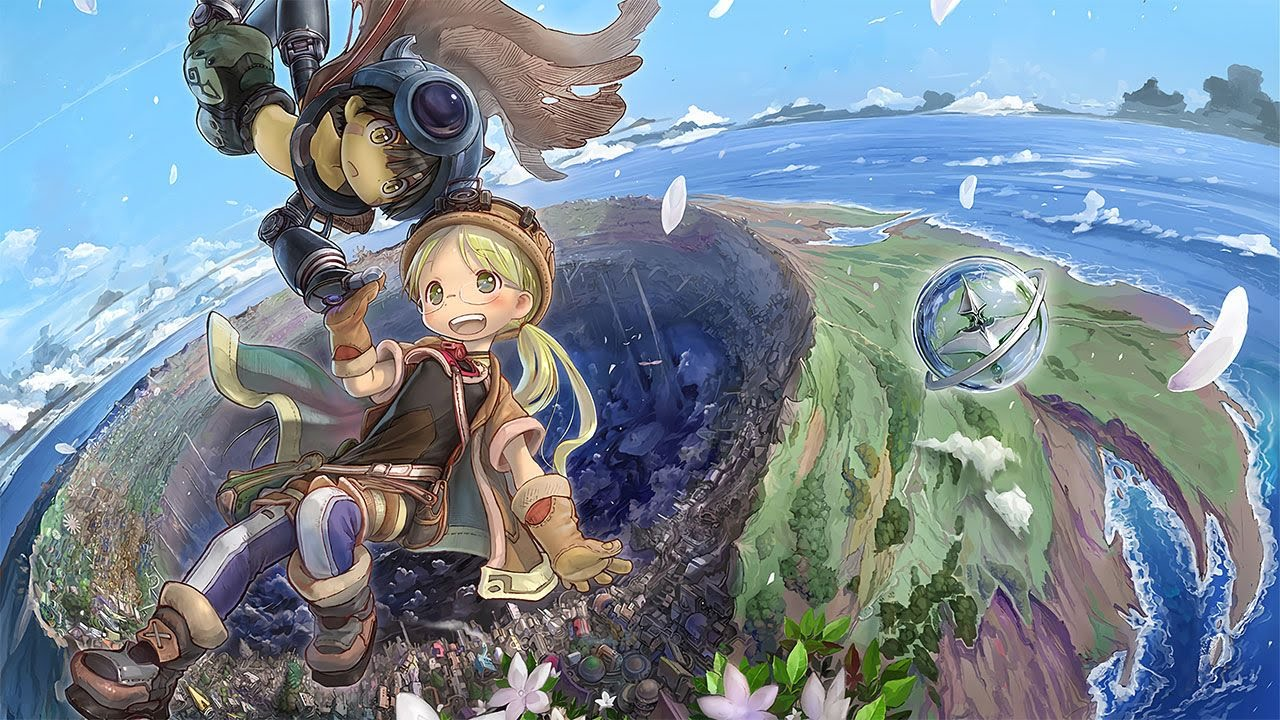 Cover image of Made in Abyss