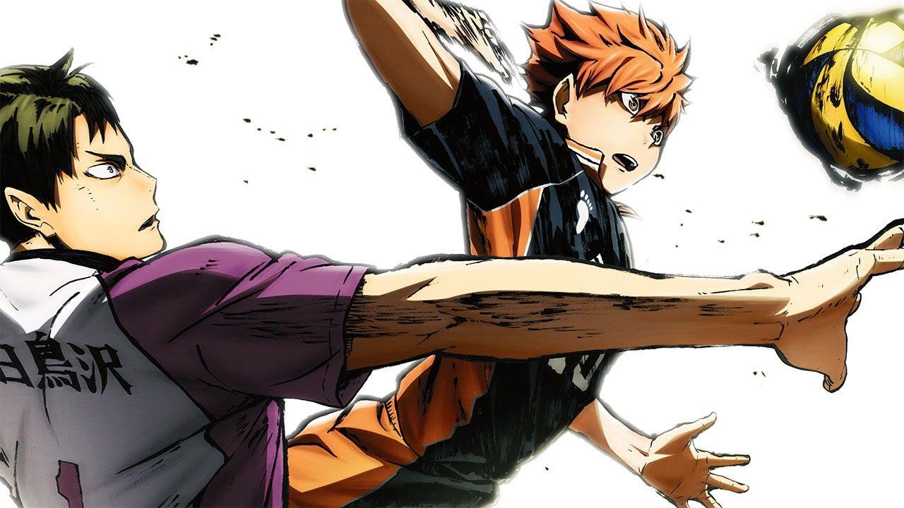 Cover image of Haikyuu!!: Karasuno Koukou VS Shiratorizawa Gakuen Koukou