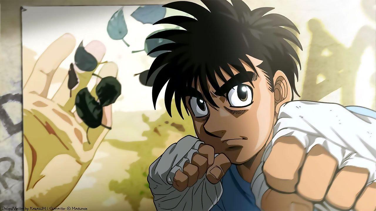 Cover image of Hajime no Ippo