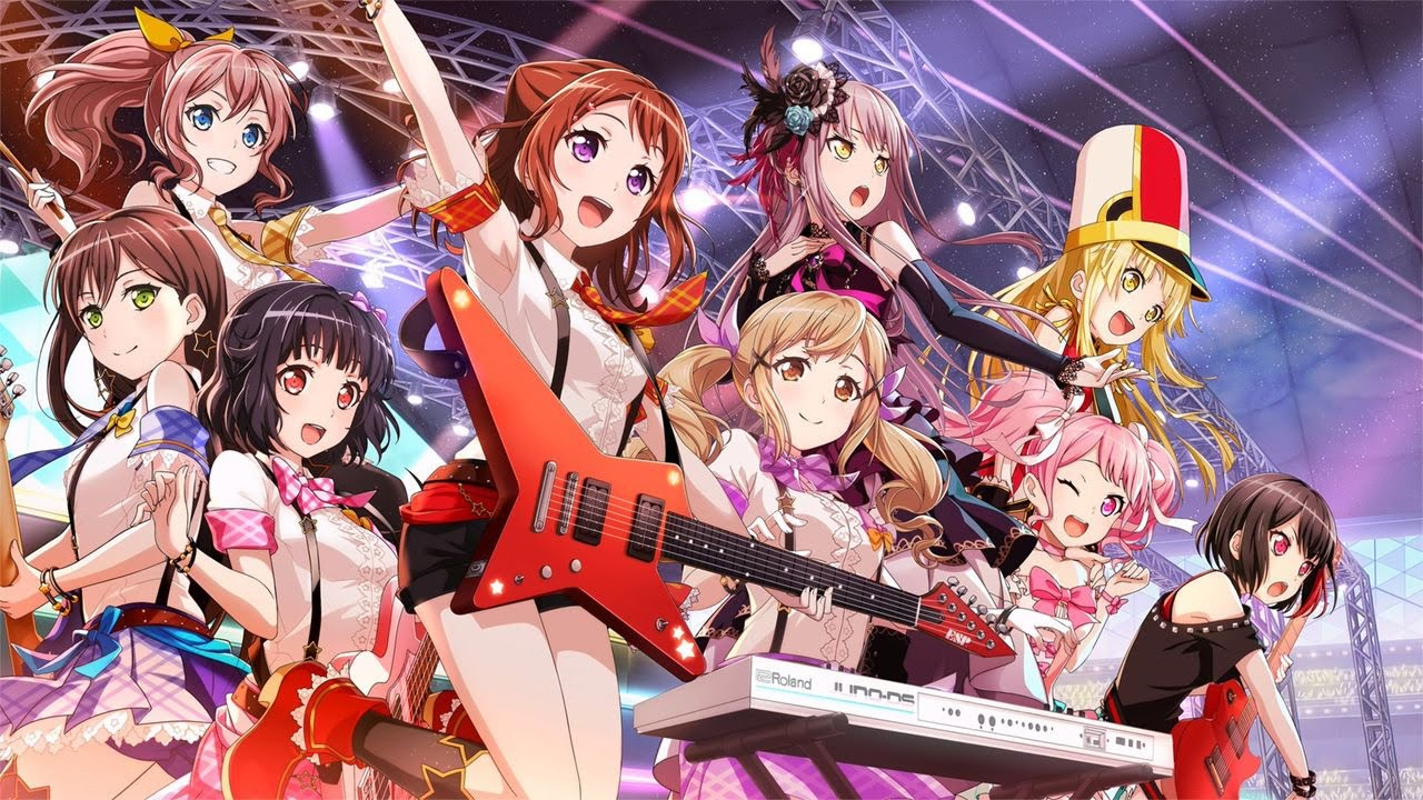 Cover image of BanG Dream!