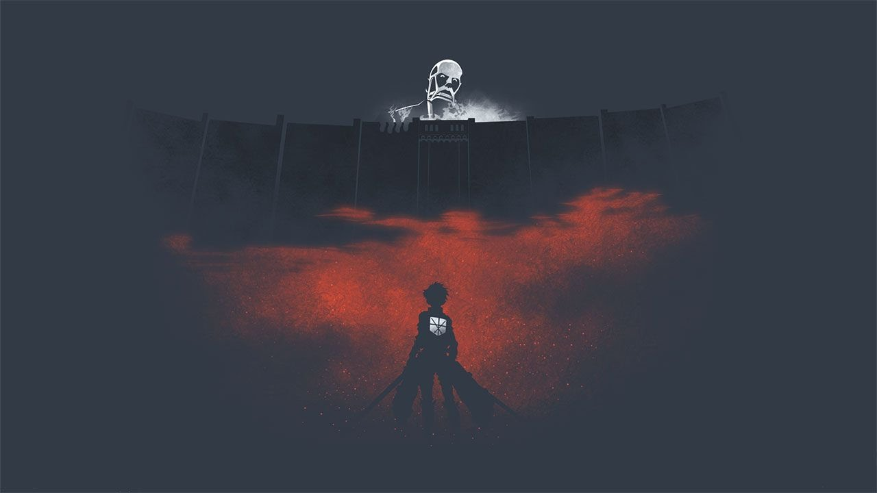 Cover image of Shingeki no Kyojin