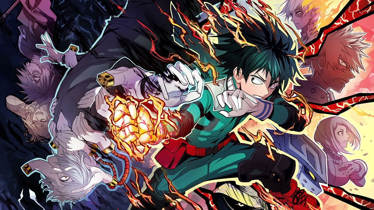 Cover image of Boku no Hero Academia 2nd Season
