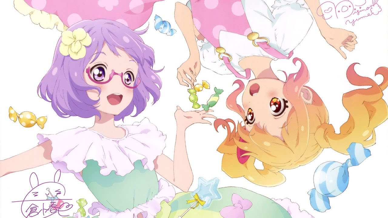 Cover image of Aikatsu!: Nerawareta Mahou no Aikatsu! Card
