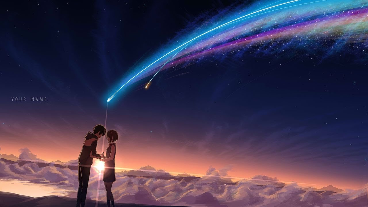 Cover image of Kimi no Na wa.