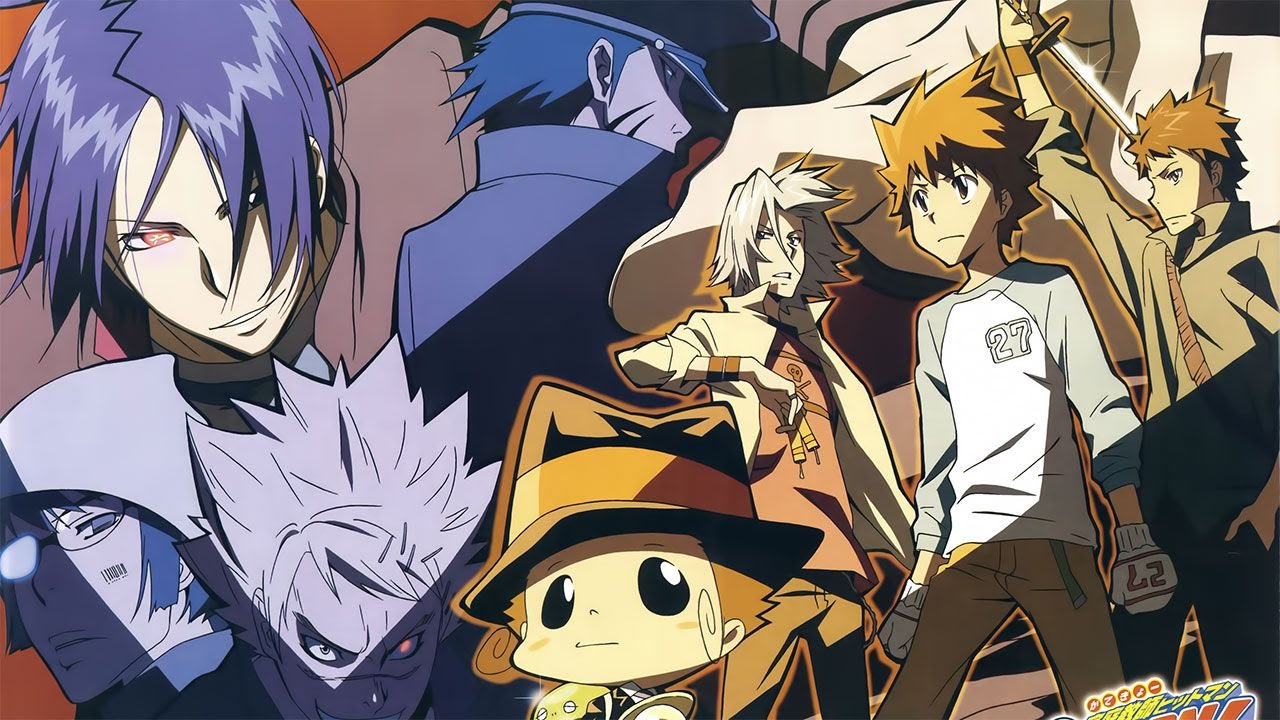 Cover image of Katekyo Hitman Reborn!