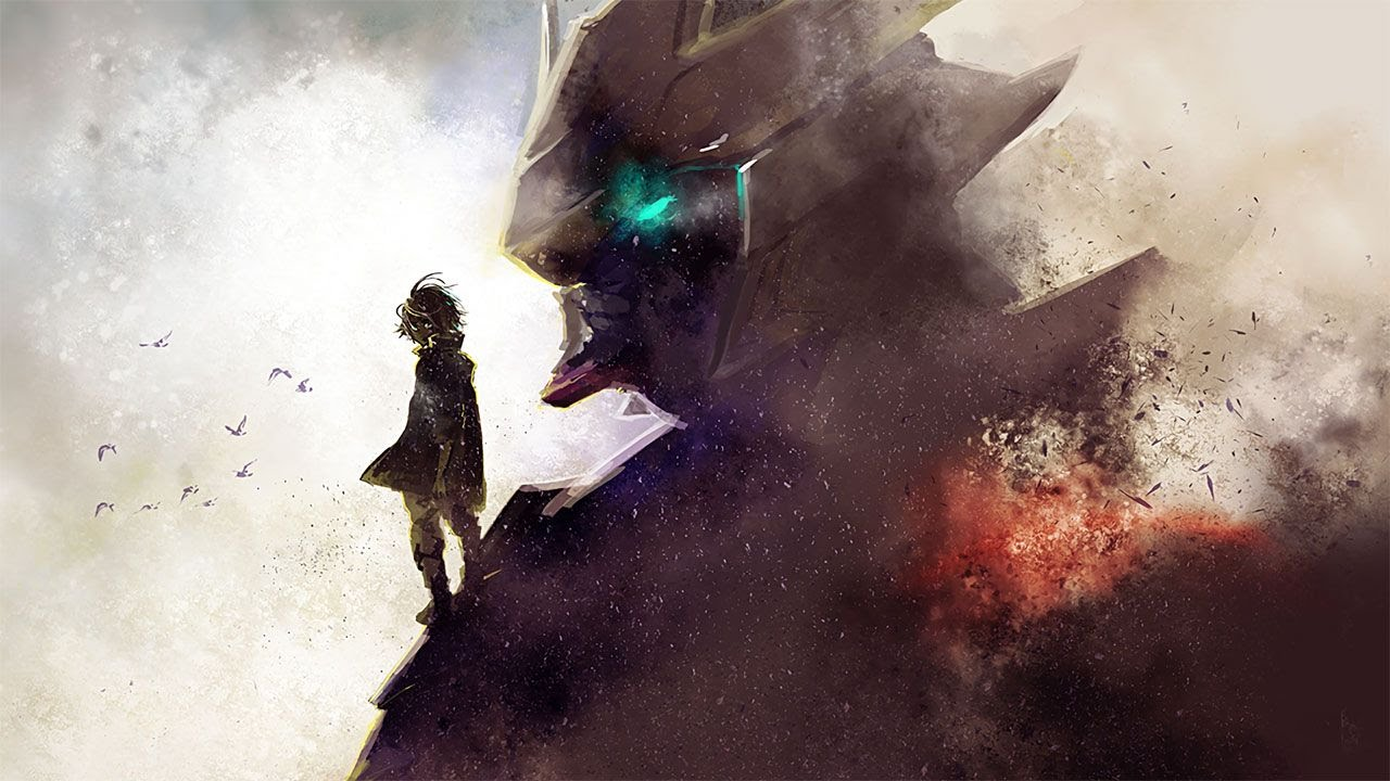 Cover image of Mobile Suit Gundam: Iron-Blooded Orphans 2nd Season