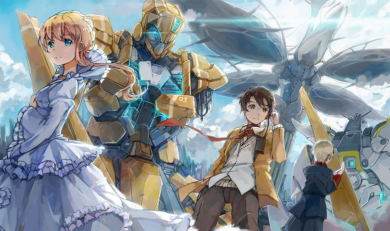 Cover image of Aldnoah.Zero