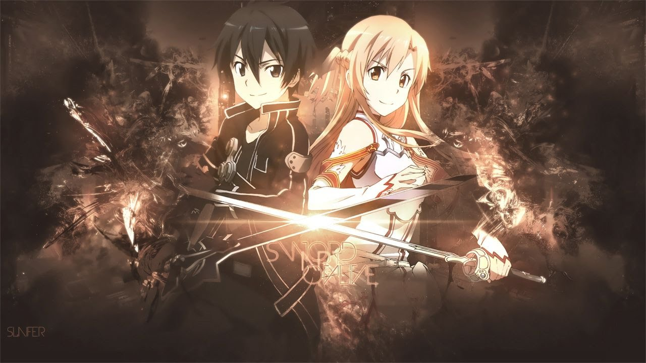 Cover image of Sword Art Online