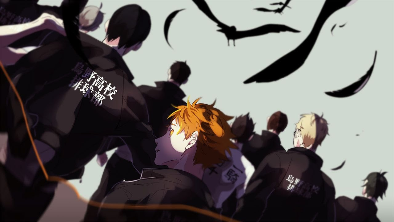 Cover image of Haikyuu!!