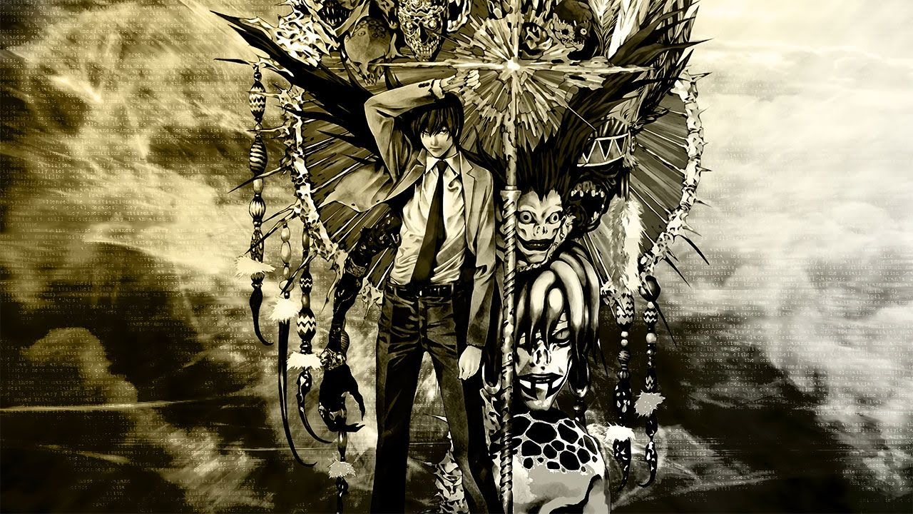 Cover image of Death Note