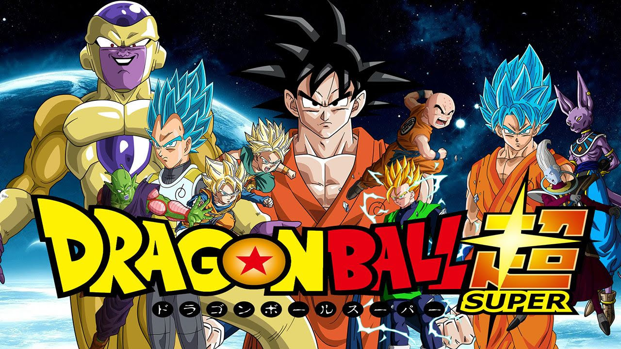 Cover image of Dragon Ball Super