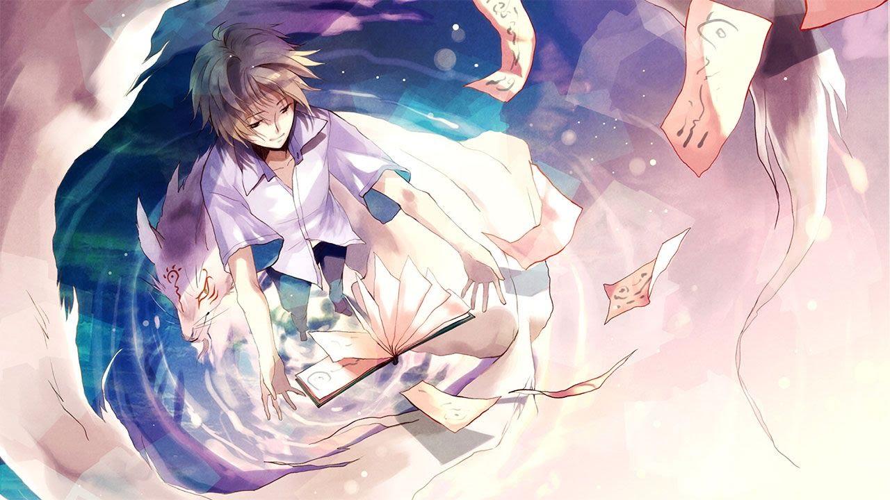 Cover image of Natsume Yuujinchou Shi