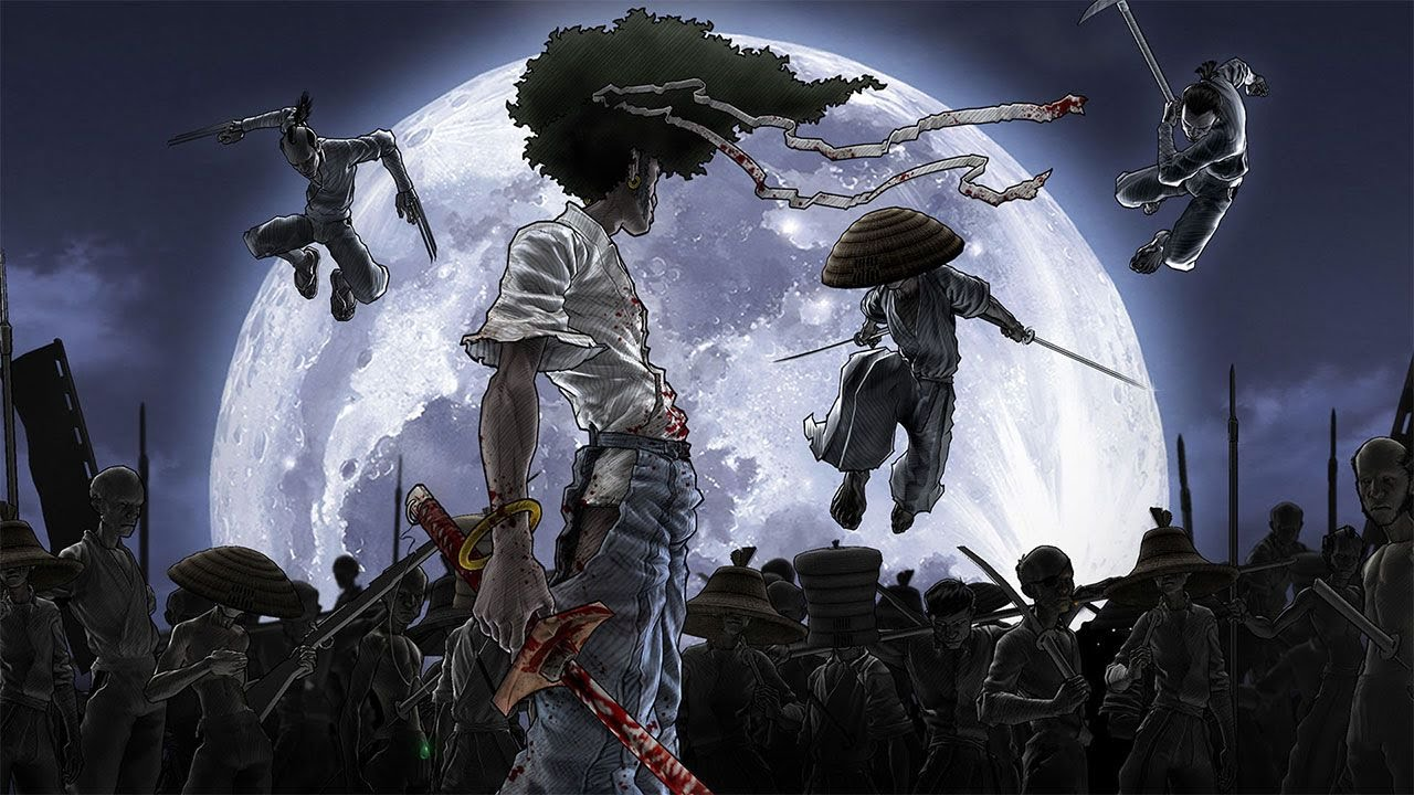 Cover image of Afro Samurai Movie