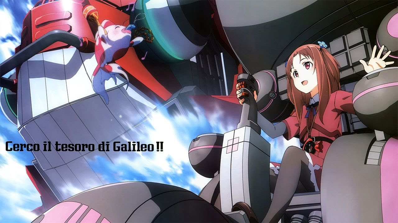Cover image of Galilei Donna