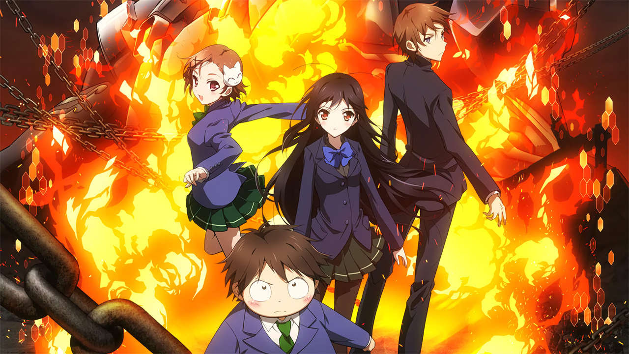 Cover image of Accel World